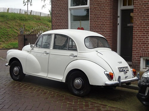 1967 Morris Minor | by harry_nl