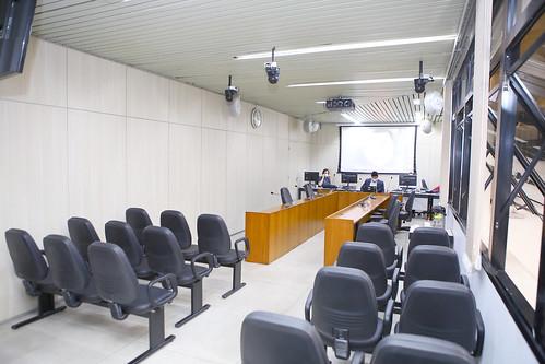 Reunião com convidados - para reunir com as seguintes autoridades: Rodrigo Sergio Prates; Patrícia de Salles Chaves Maruch e Genílson Ribeiro Zeferino
