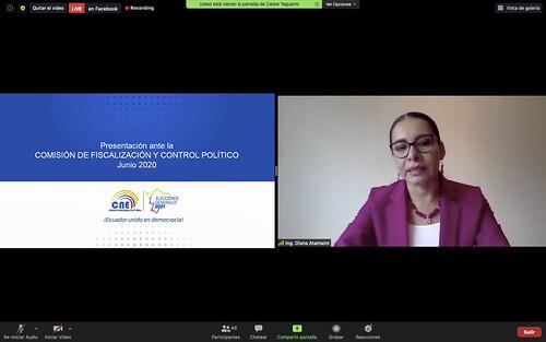 COMISIÓN DE FISCALIZACIÓN. QUITO, 29 DE JUNIO DEL 2020