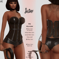 ZK SIXTINE EXCLUSIVE @ BLACK FAIR EVENT