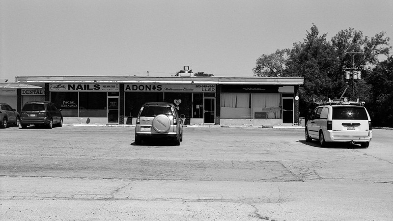 Scenes from a Strip Mall One