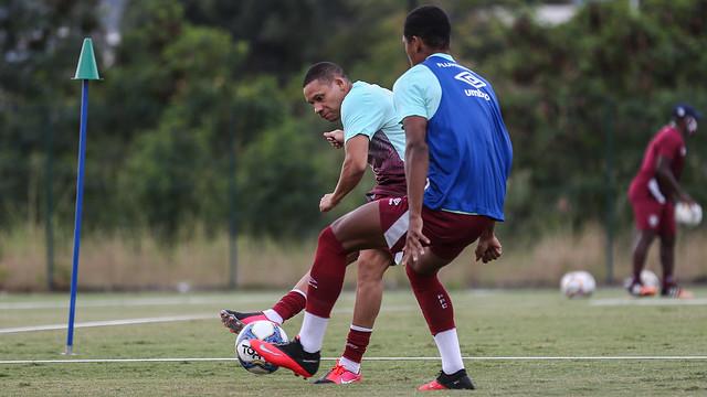 Treino do Fluminense - 29/06/2020