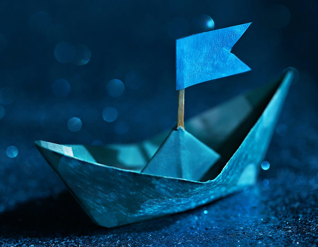 Sailing into a Blue Ocean
