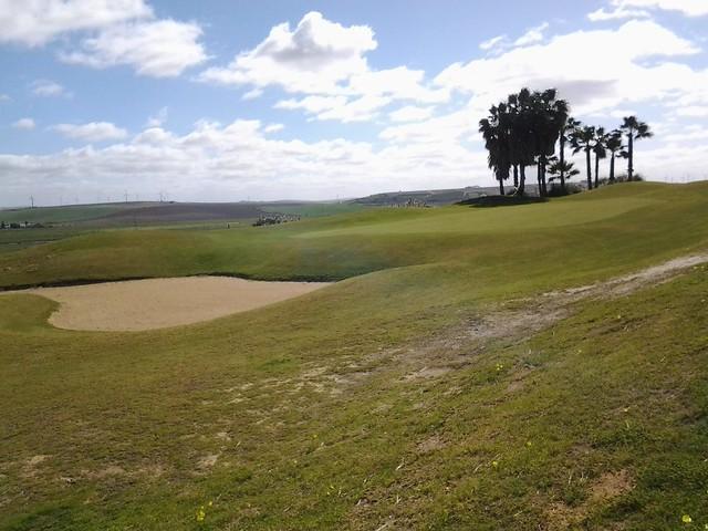 Campo de Golf Sanlúcar de Barrameda