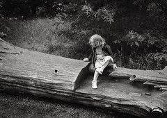Margie climbin