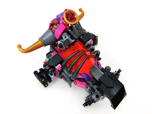 LEGO Monkie Kid Demon Bull King (80010)