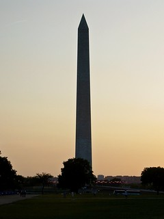 The Washington Monument at sunset | by SchuminWeb