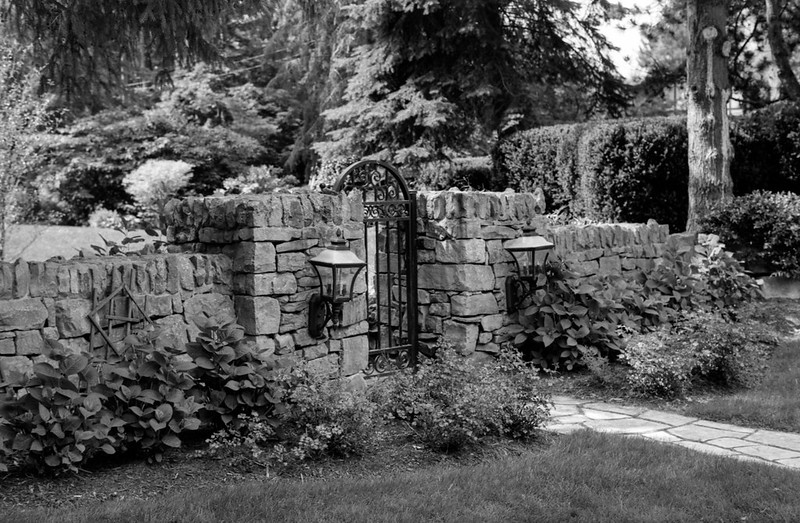 Hillhurst Front Path Gate