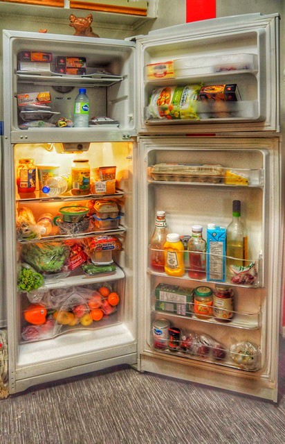 My fridge in time of COVID-19