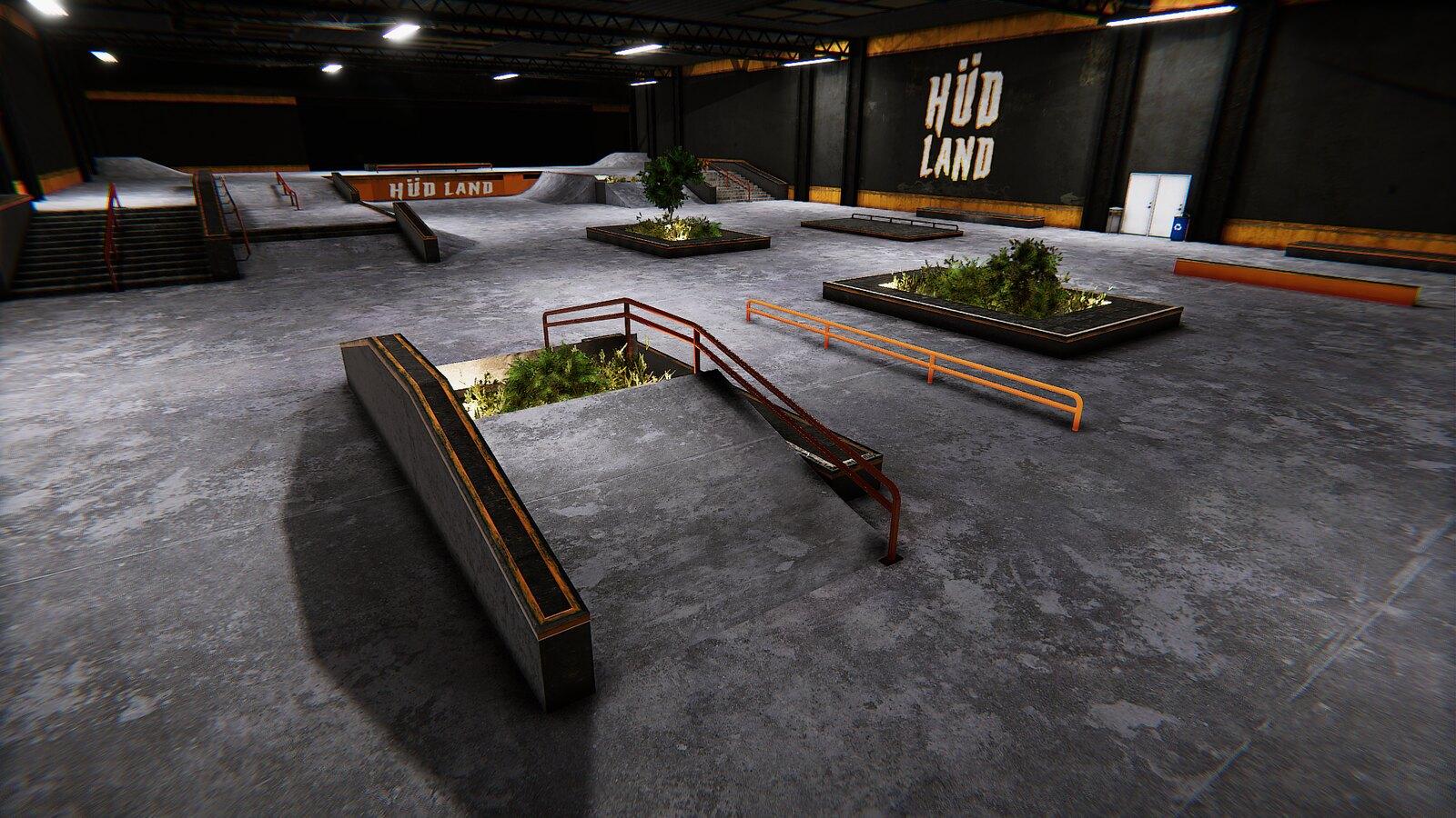 50059824693 4149782214 h - Community-Karten für Skater XL auf PS4 direkt zum Launch