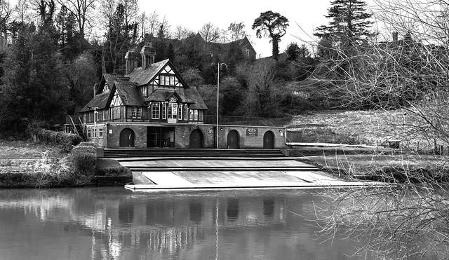 The Pengwern Boathouse