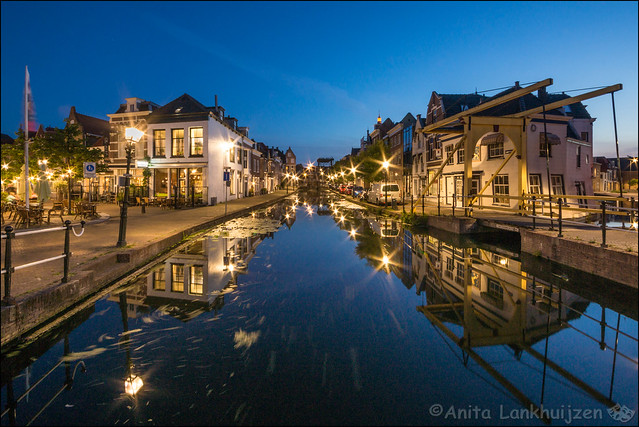 Historic center of Maassluis