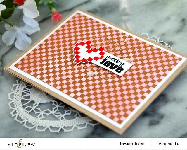 Altenew-Checkerboard Stamp Set#2