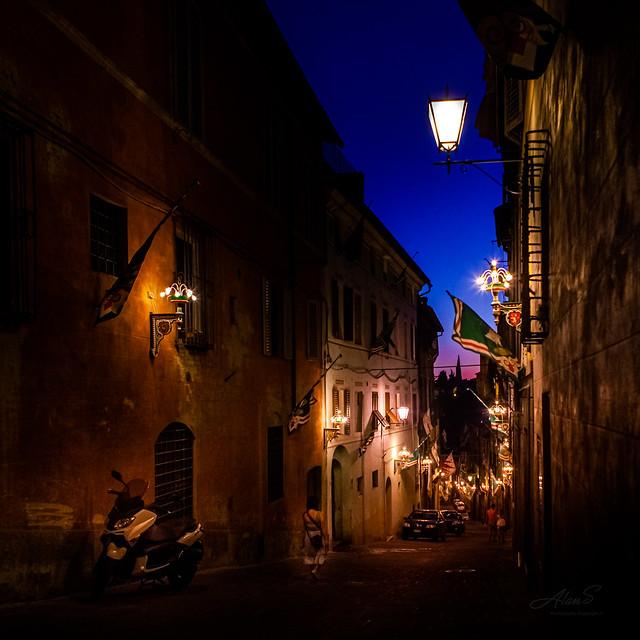Night of Siena