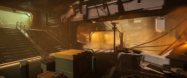 Star Citizen | Workers District