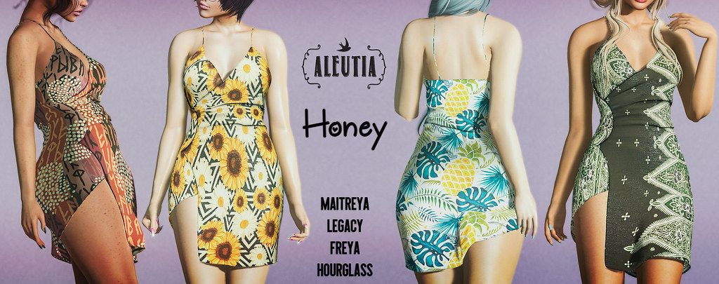 NOW at Seraphim Infinity Outlet! Honey is 50% Off!