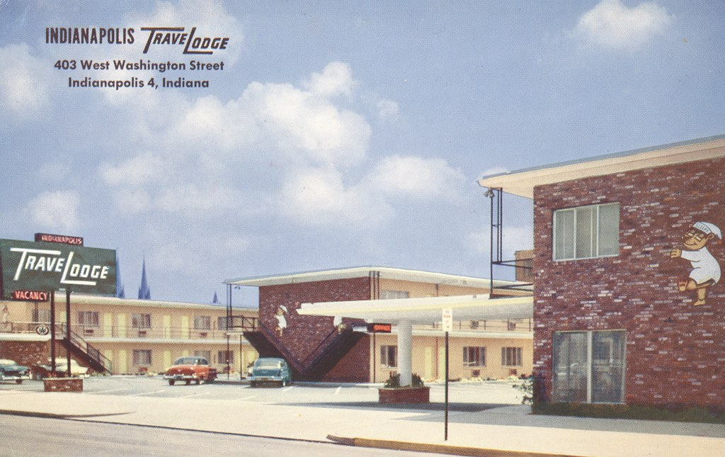 TraveLodge - Indianapolis, Indiana