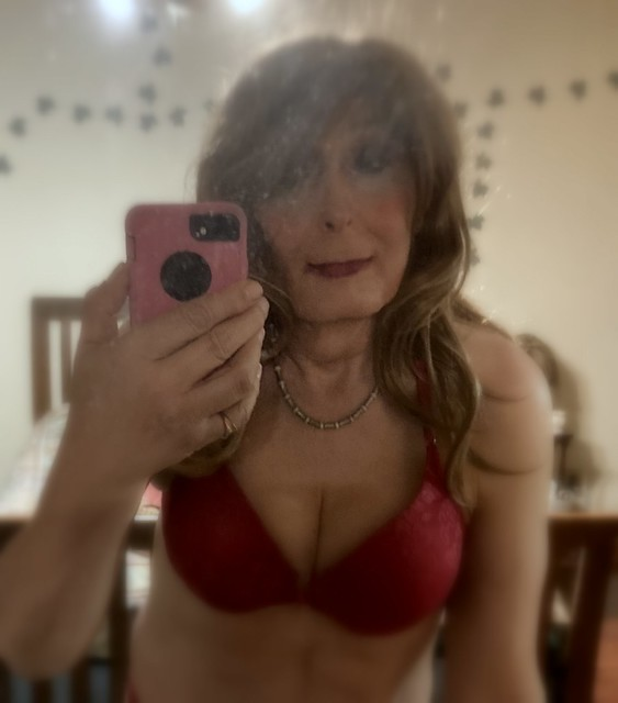 New Red Bra- this is only a B cup