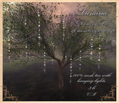 Gleaming Tree - 1k members group gift!