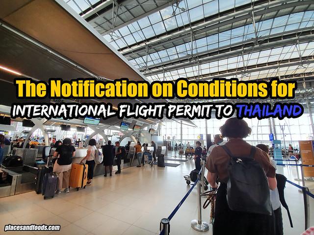 flight to thailand