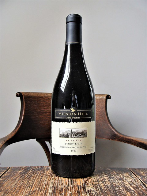 Mission Hill Reserve Pinot Noir
