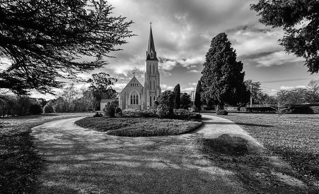 St Andrew's Evandale