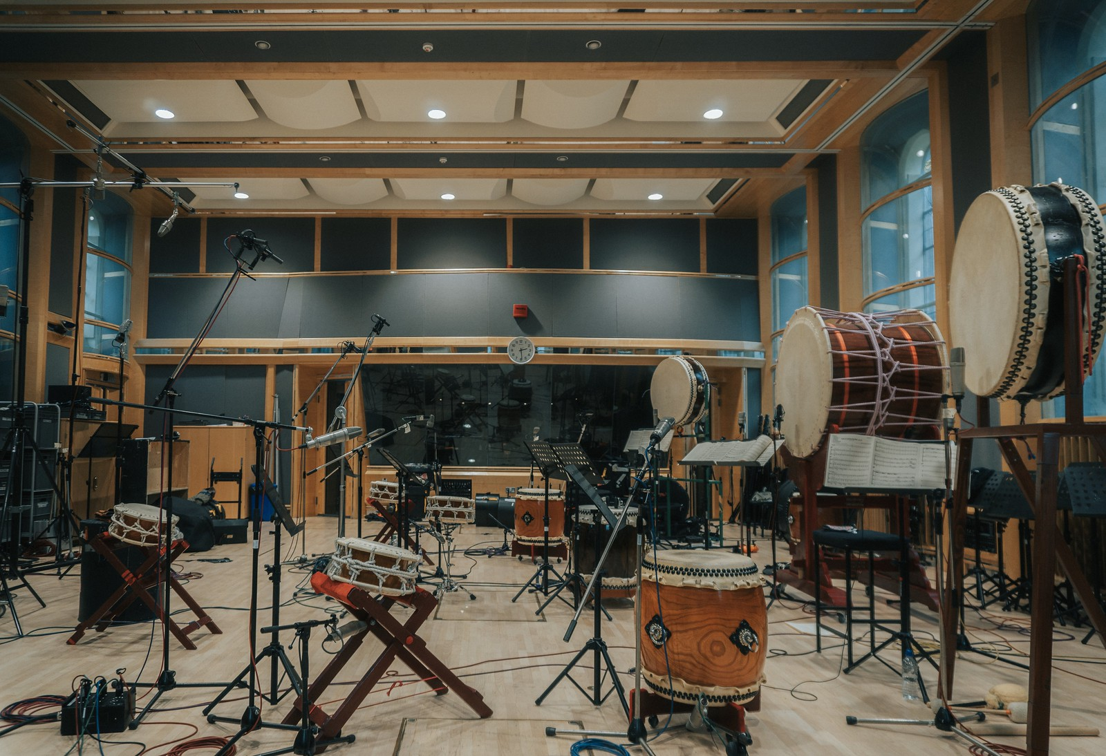 Ghost of Tsushima score - taiko ensemble