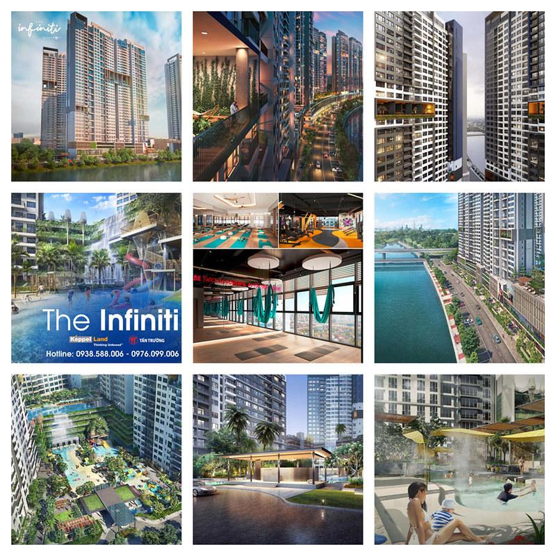 Tiện ích dự án The Infiniti q7 được đầu tư bài bản, xuất sắc nổi bật ở khu Nam Sài Gòn.