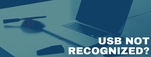 USB NOT RECOGNIZED