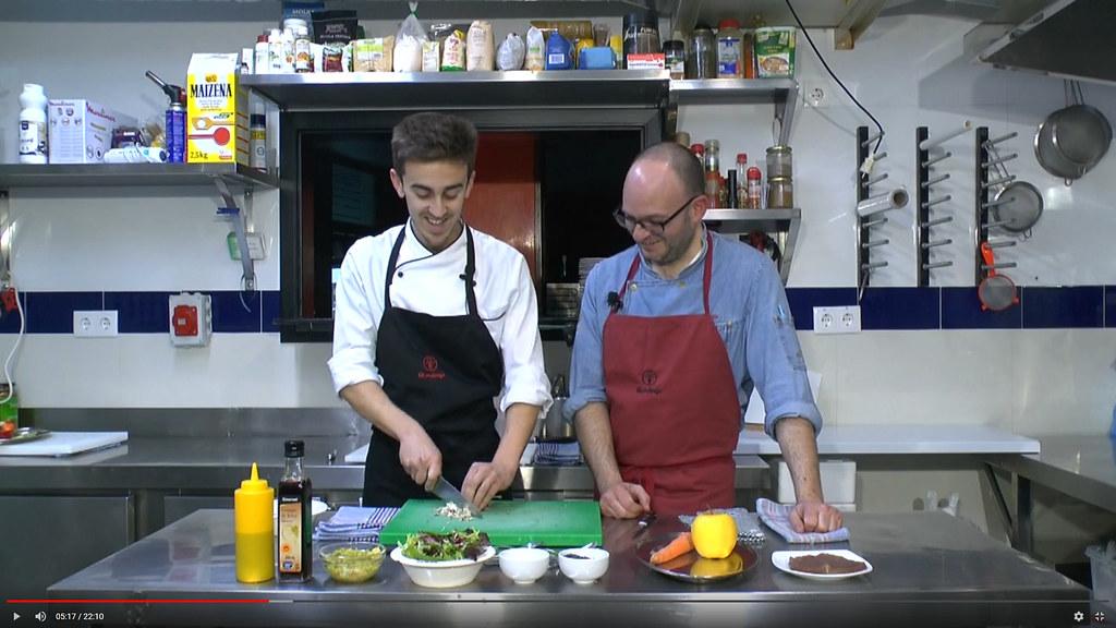 Cocinando con…Kiosko David