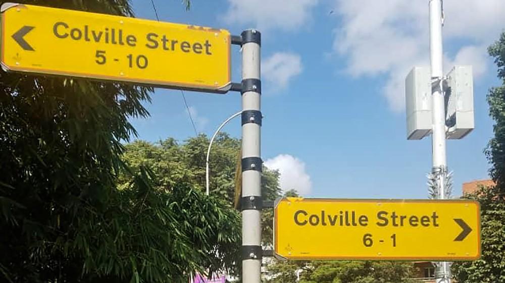 烏干達仍有街道以殖民者命名。(圖片來源:Barbara Angopa/Al Jazeera)