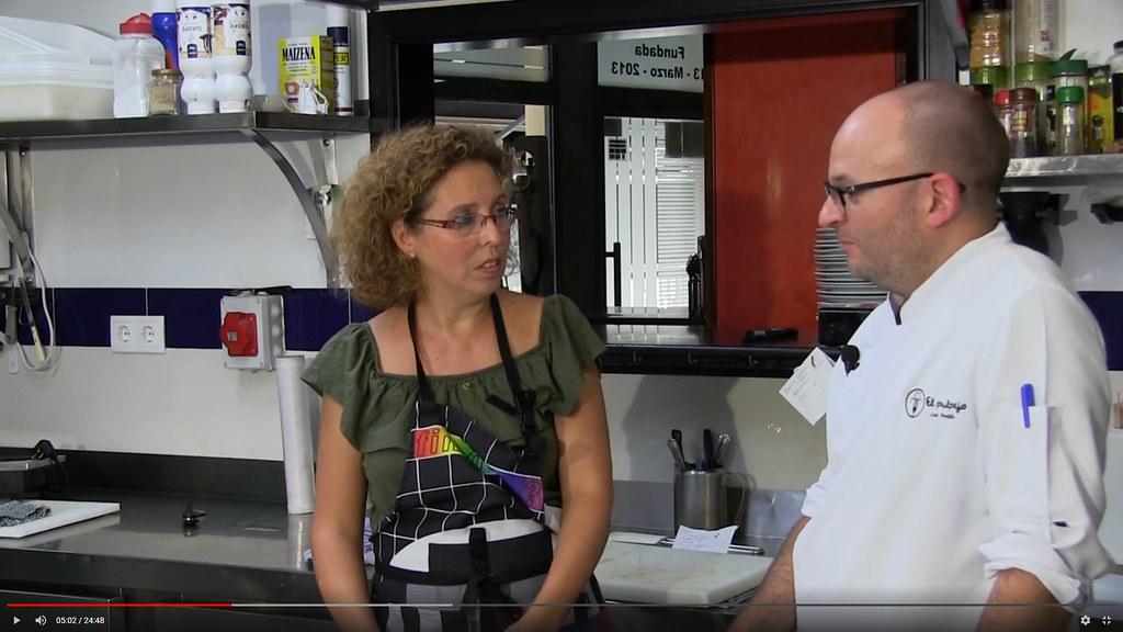 Cocinando con… Rosi de Bar La Tórtola