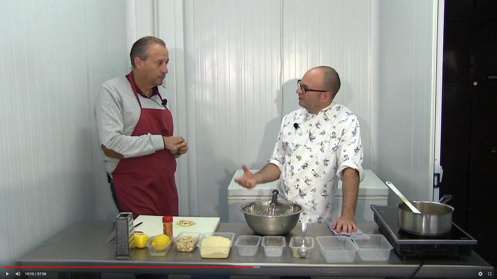 Cocinando con… Fermín Cabanillas