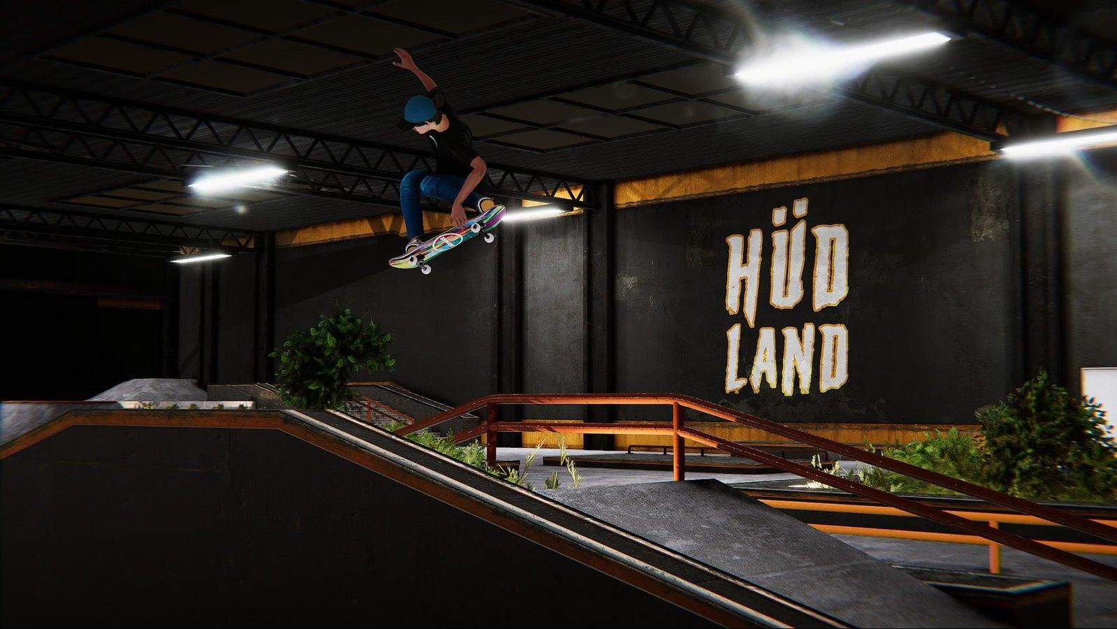 50060635022 4c4831b43d h - Community-Karten für Skater XL auf PS4 direkt zum Launch