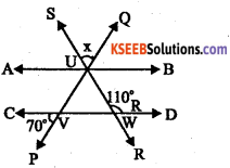 KSEEB Solutions for Class 8 Maths Chapter 3 Axioms, Postulates and Theorems Additional Questions 4
