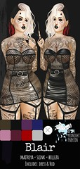 ::AMF:: Blair Dress Ad