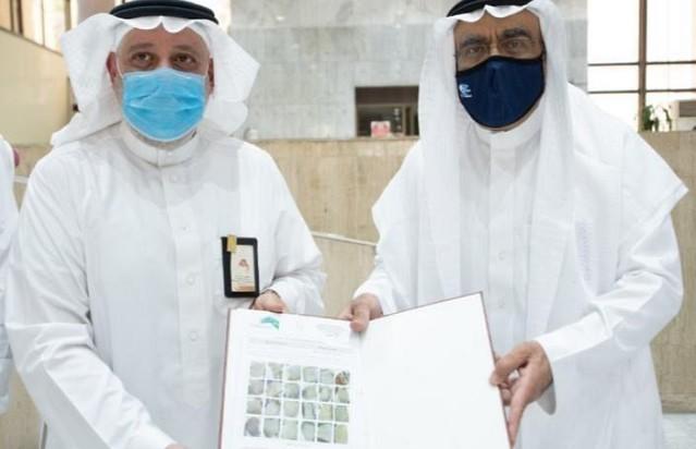 5665 24 artifacts uncovered in Makkah near Al Moallah 04