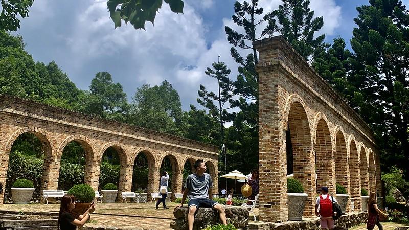 新社古堡花園