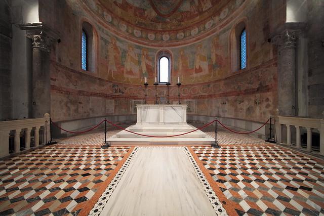 Basilica di Santa Maria Assunta, Aquileia (Friuli Venezia Giulia)_Italy, June_2020_058