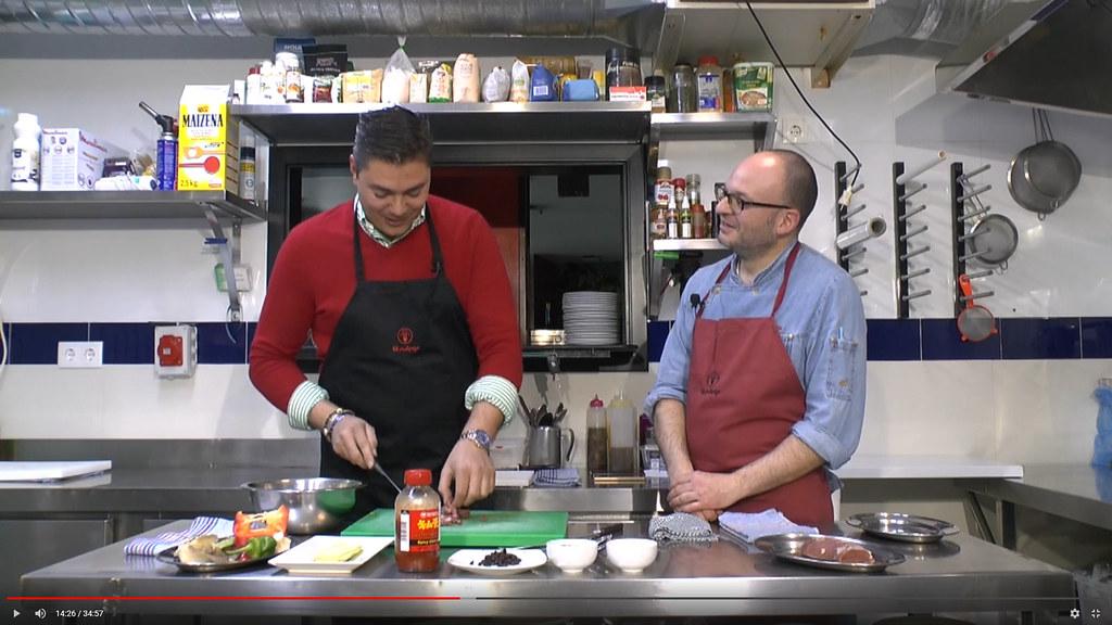 Cocinando con… Nicocars