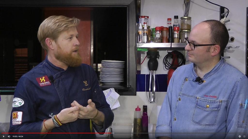 Cocinando con… Daniel del Toro 2