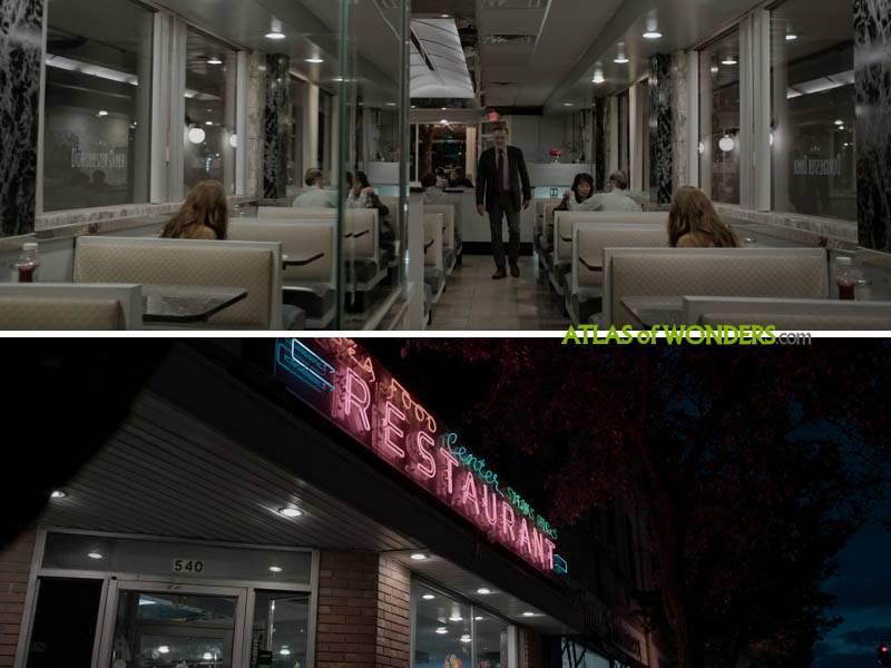 Season 3 restaurant