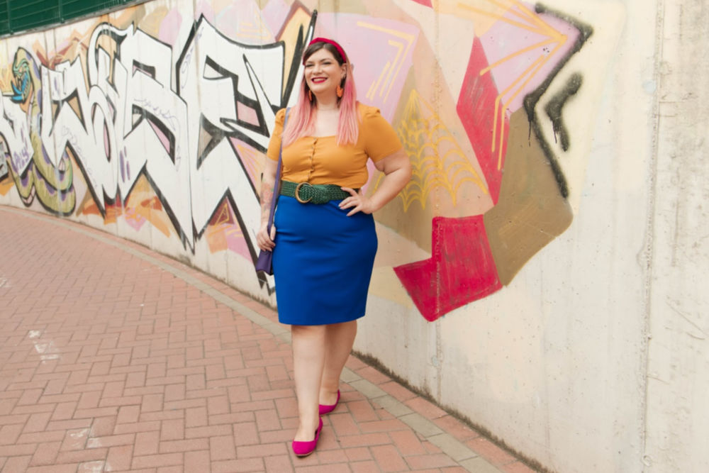 outfit plus size curvy arcobaleno (3)