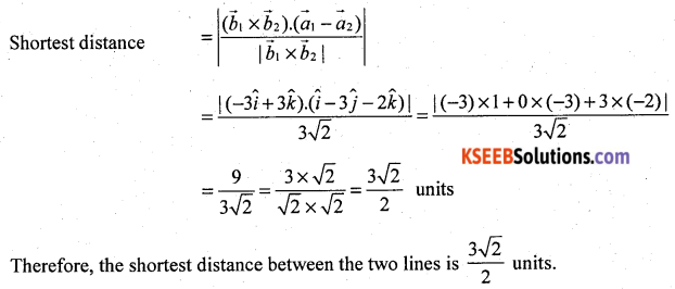 2nd PUC Maths Previous Year Question Paper March 2017 Q37.1