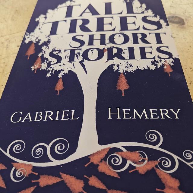 Publication day today for Gabriel Hemery's wonderful book