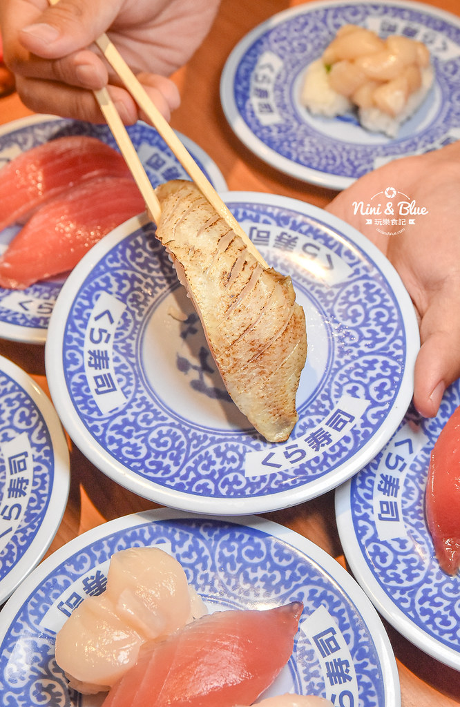 藏壽司 2020拉拉熊扭蛋 台中迴轉壽司14