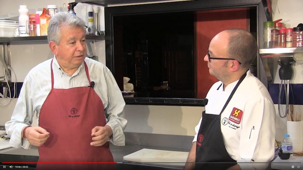 Cocinando con… Antonio Catalán