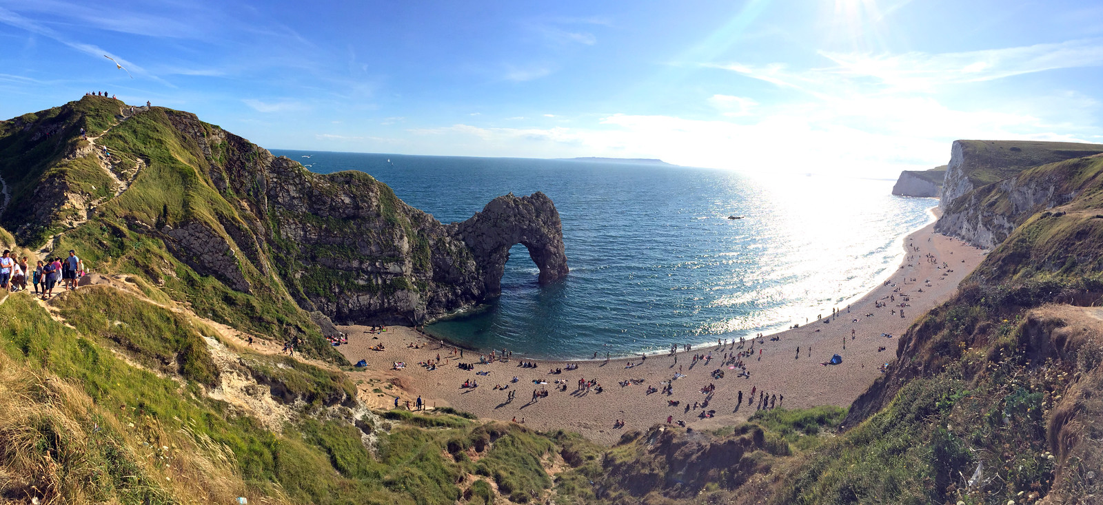 Costa Jurásica de Inglaterra - Thewotme costa jurásica - 50061369798 808b600c1d h - Costa Jurásica de Inglaterra, un viaje de millones de años