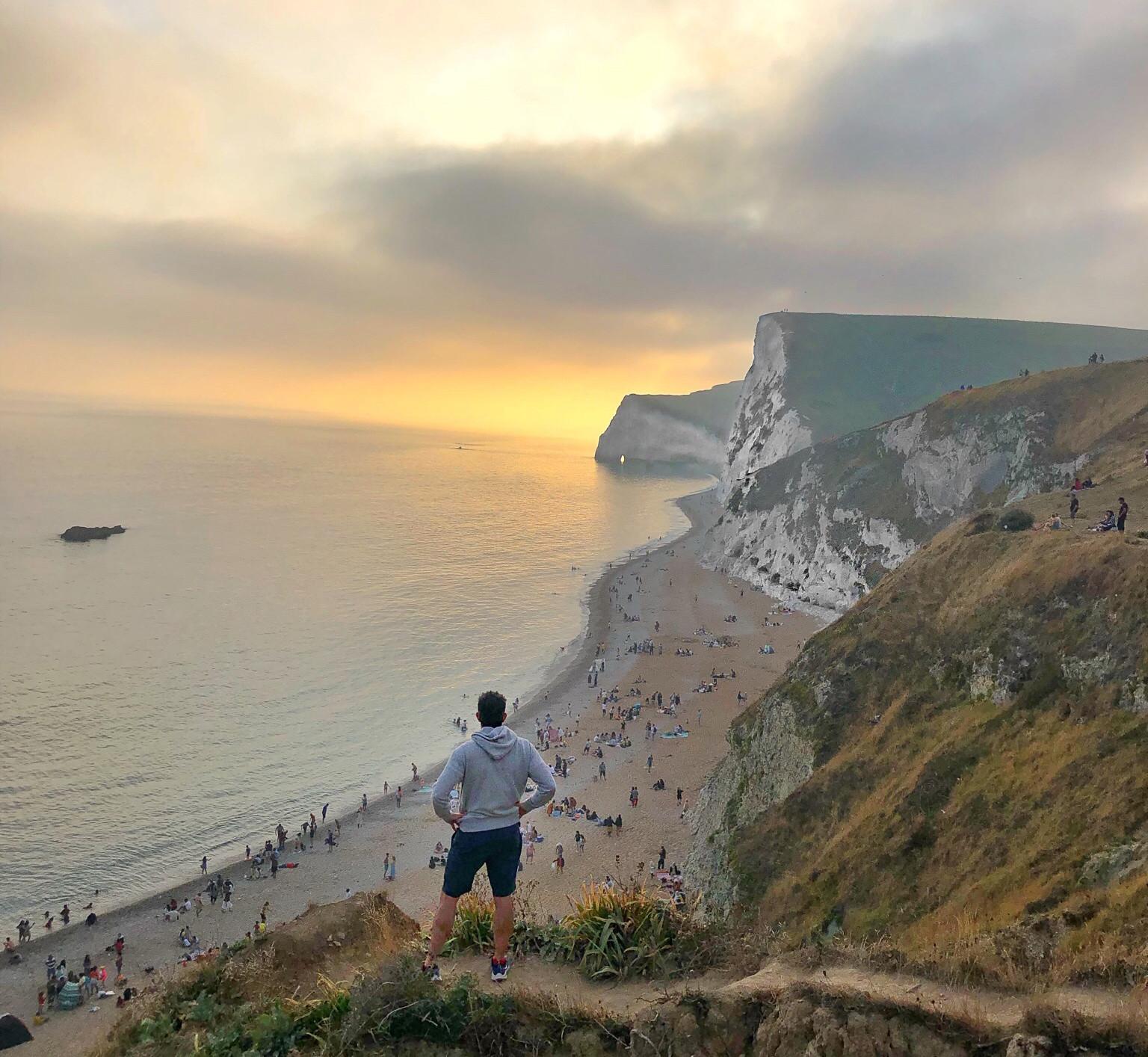 Costa Jurásica de Inglaterra - Thewotme costa jurásica - 50061369898 aba6215911 h - Costa Jurásica de Inglaterra, un viaje de millones de años