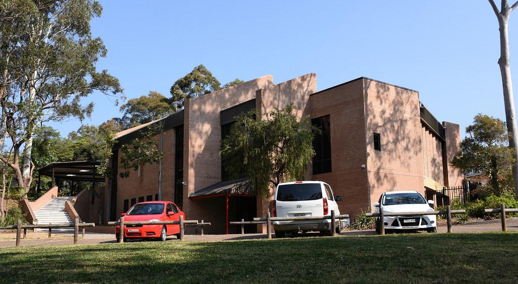 St Joseph's Catholic Church, Jannali, Sydney, NSW.